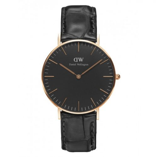 DANIEL WELLINGTON 36mm classic rødguld