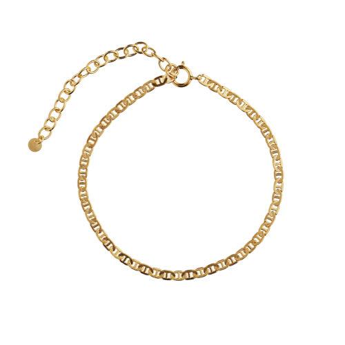 PETIT LINK BRACELET GOLD